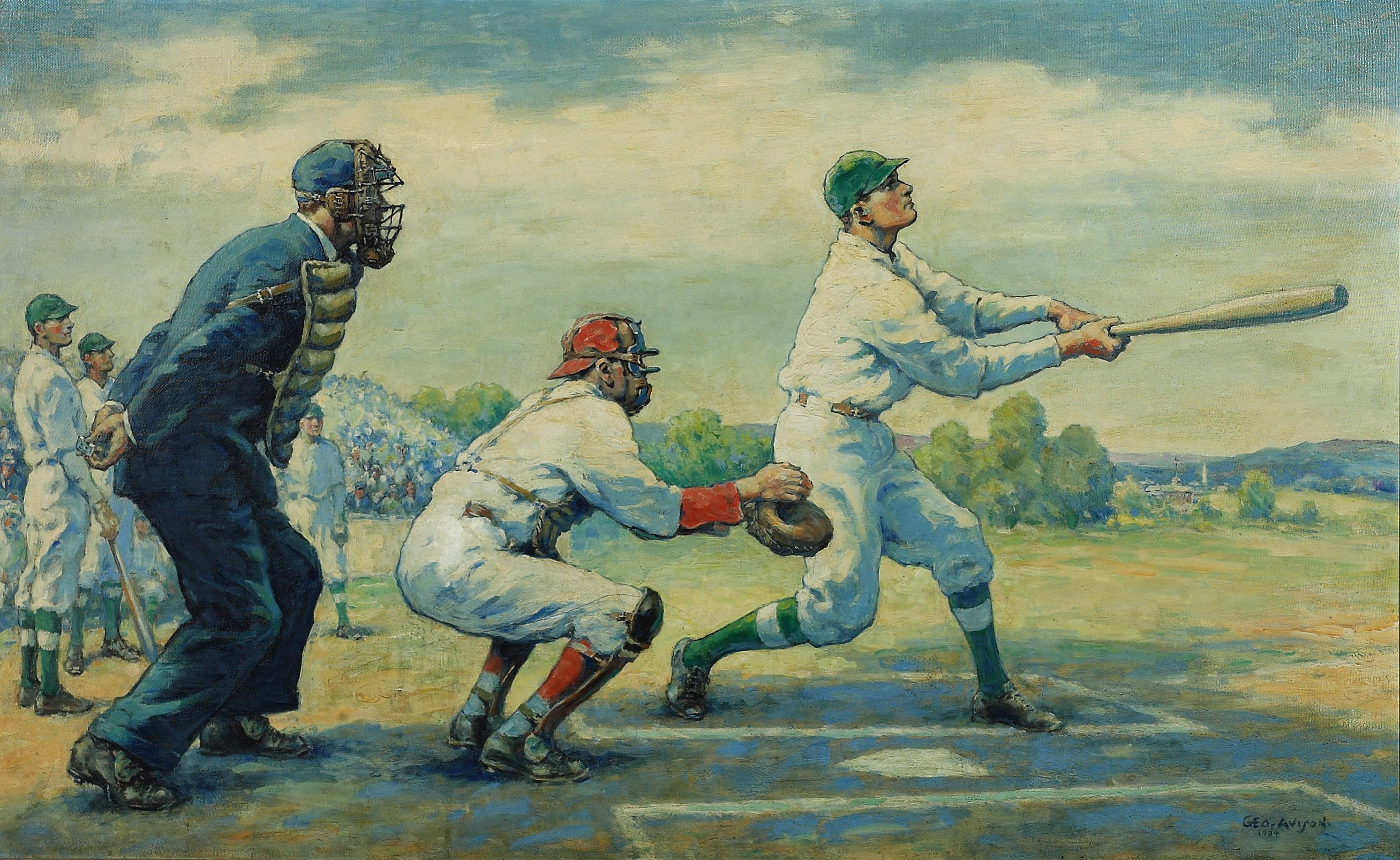 Baseball Art Projects