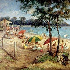 """Calf Pasture Beach"""