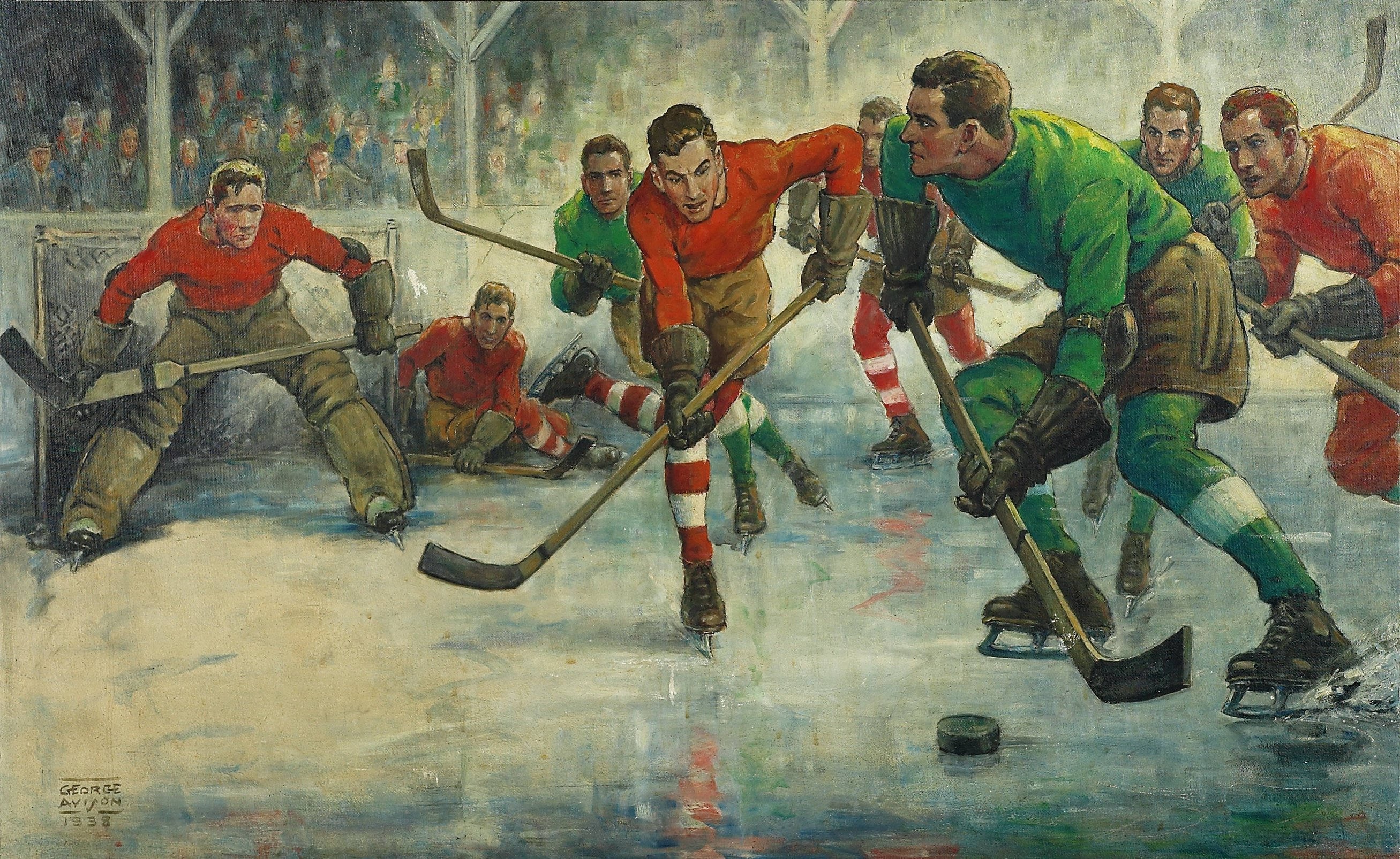 """""""Hockey"""""""