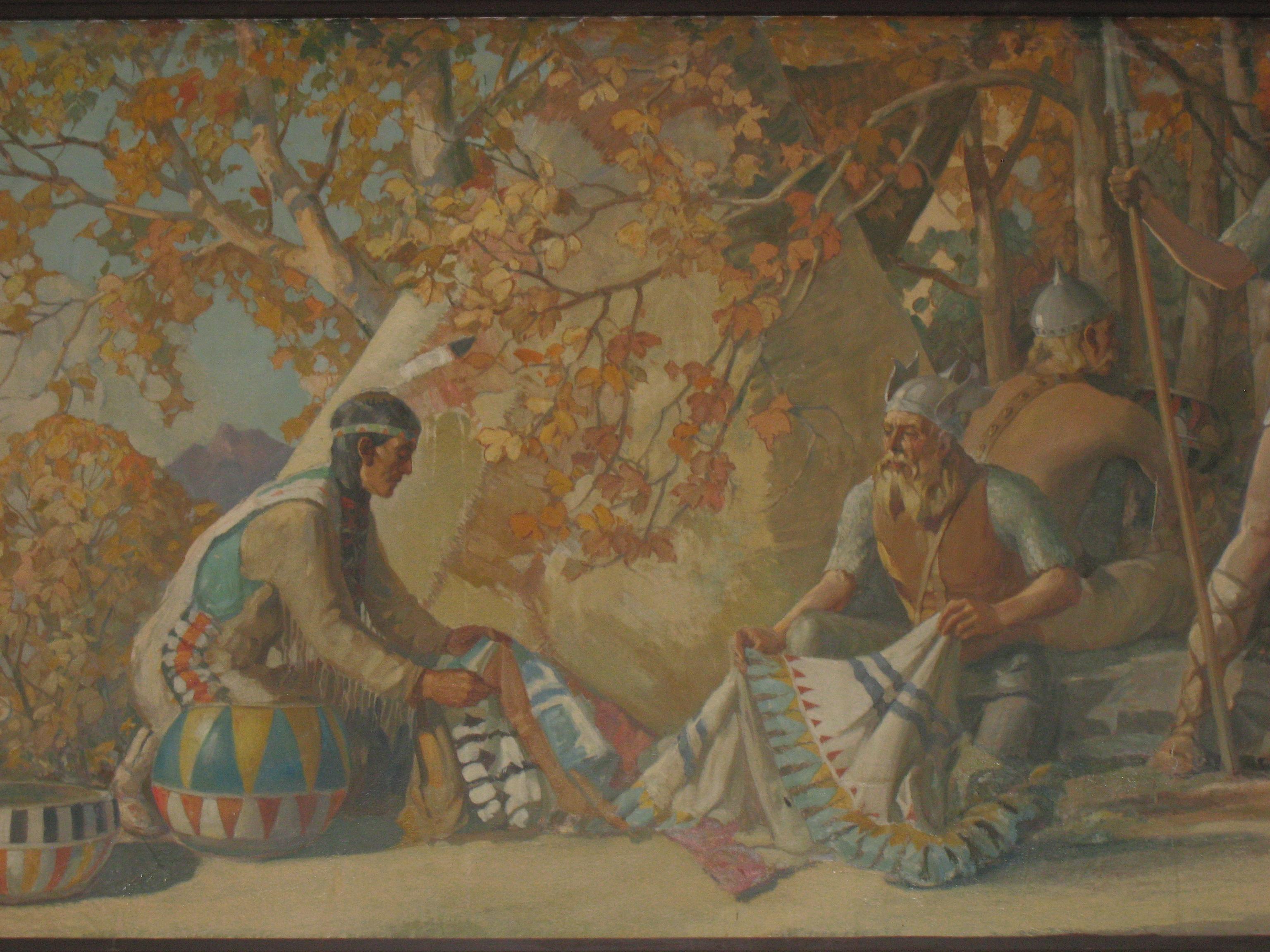 """Native American Life on Cape Ann"""