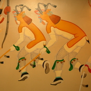 """""""Pueblo Life: Buffalo Dance"""""""