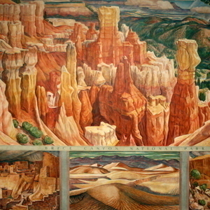 """Themes of the National Parks: Bryce Canyon"""