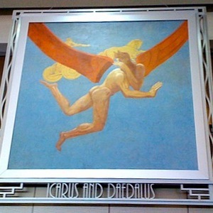 """""""Icarus and Daedalus"""""""
