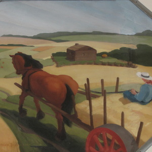 """""""Mount Pleasant in the Forties - Farm"""""""