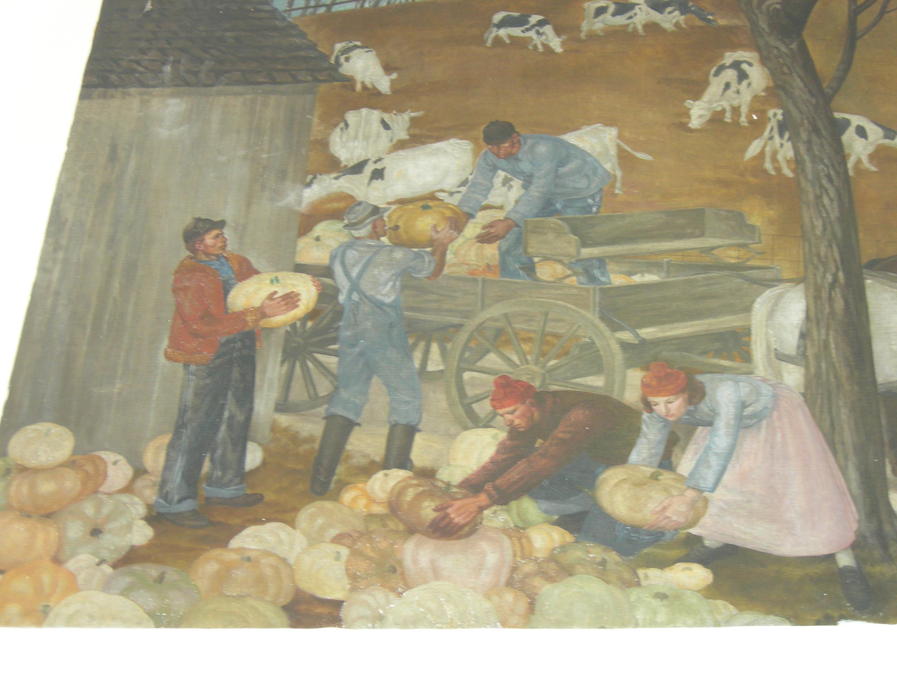 """""""Indiana Farming Scene"""""""