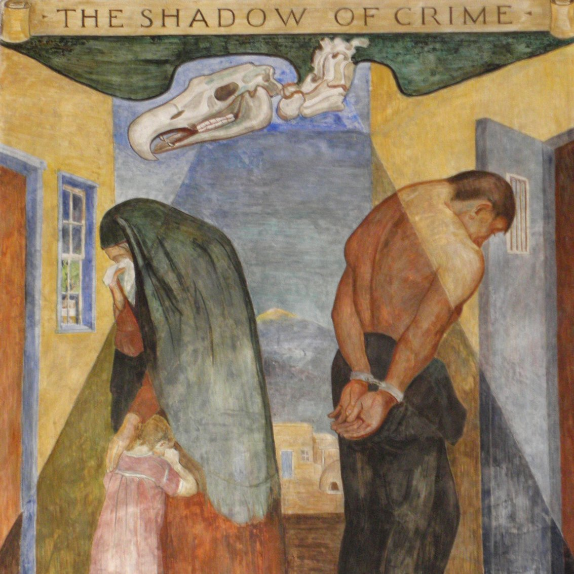 """""""The Shadow of Crime"""""""