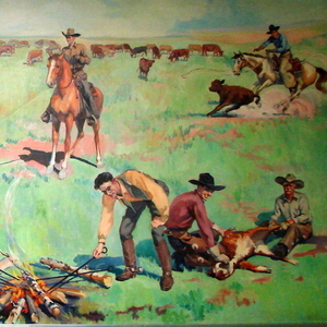 """""""The Rancher's Trail"""""""