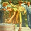 """Filling the Water Jugs--Haymaking Time"""