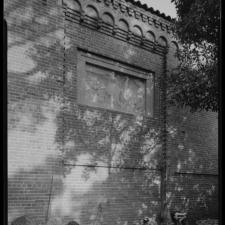 Fulda/Mortellito bas-relief, Bird House, National Zoo - Washington DC