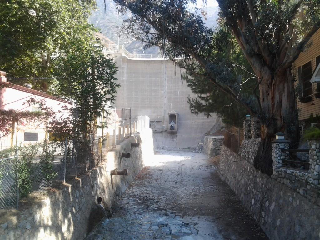 Sierra Madre Dam