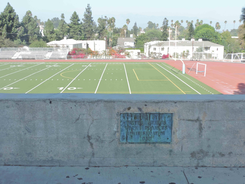 John Marshall High School Athletic Facilities Los Angeles Ca