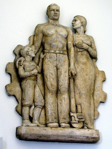 """Industry and the Family,"" Post Office Relief"