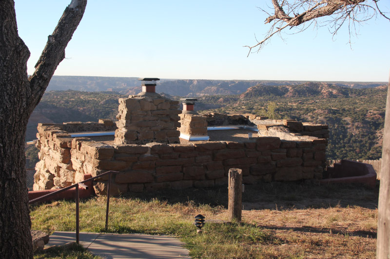 Palo Duro Canyon State Park - Canyon TX - Living New Deal