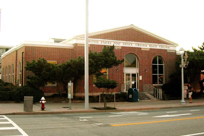 Former Virginia Beach Post Office