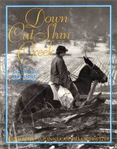 "Cover, ""Down Cut Shin Creek, The Pack Horse Librarians of Kentucky"""