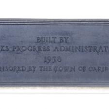 Nylander museum plaque