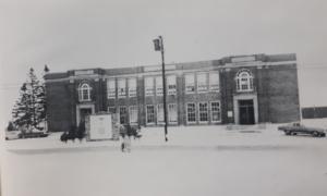 Jonesport High School. Yearbook 1982.