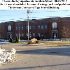 Jonesport High School