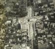 Aerial view of Scott Circle Underpass - Washington DC