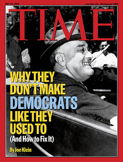 Why Don't They Make Democrats Like They Used To?