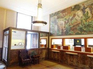 New Deal murals adorn city offices