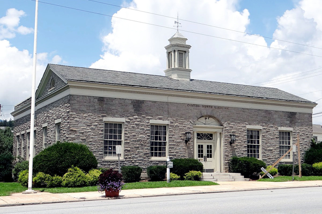 High Quality Old Canton, NC Post Office
