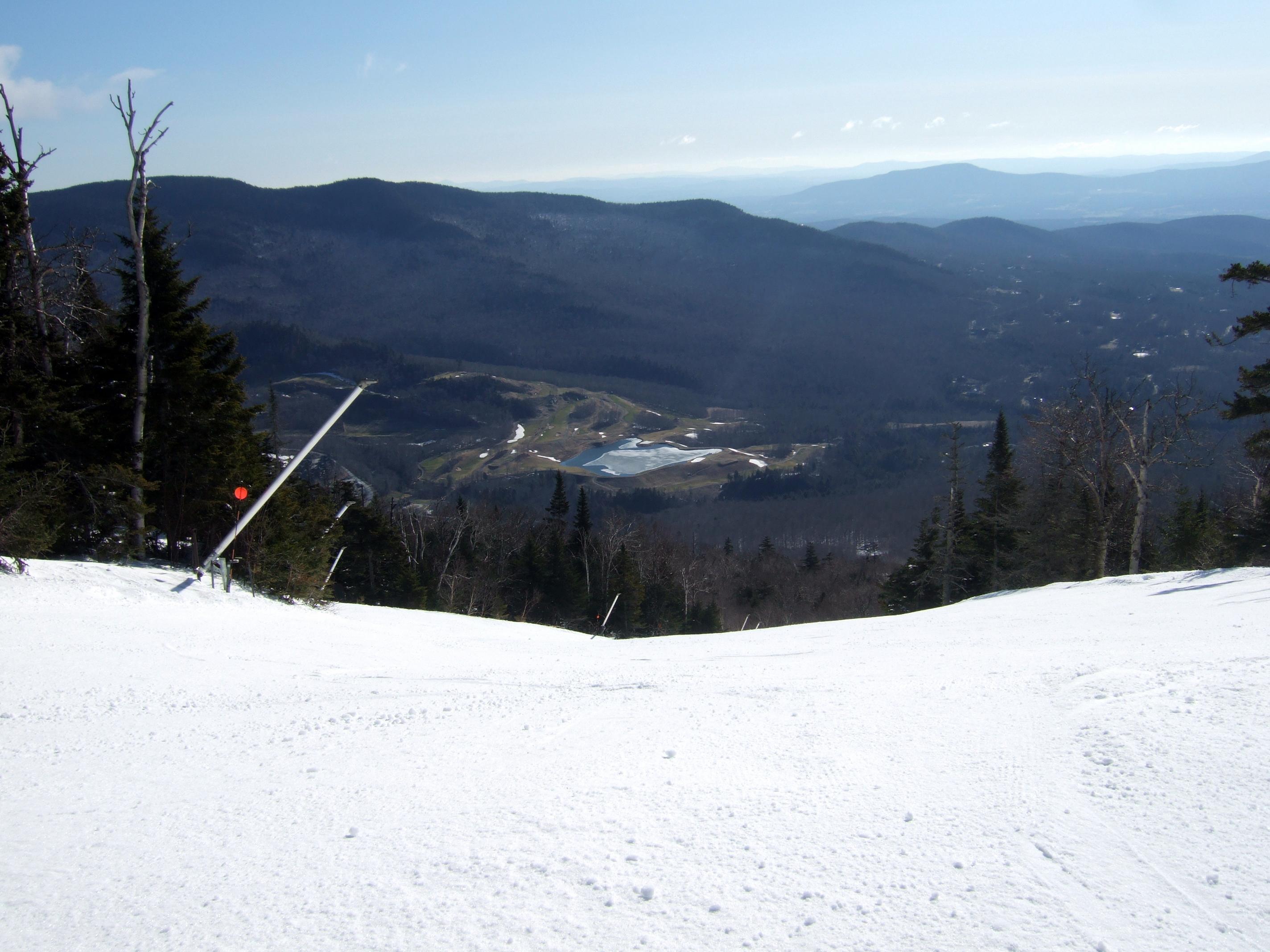 stowe mountain resort - stowe vt - living new deal