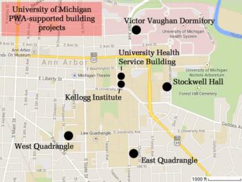University of Michigan – Ann Arbor MI