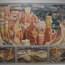 "David McCosh ""Bryce Canyon"", Dept of Interior -Washington DC"