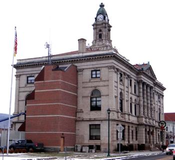 City Hall (work site) – Elmira NY