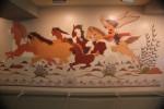 "Woodrow Crumbo ""Wild Horses"",Udall Interior Building - Washington DC"