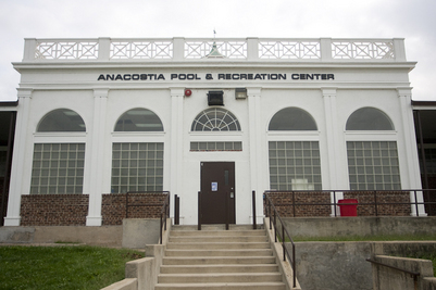 Anacostia Pool and Recreation Center - Washington DC