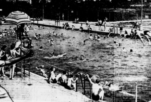 Anacostia Park swimming pool - Washington DC