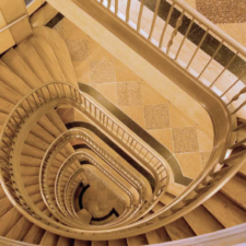 Stairwell, Dept of Justice - Washington DC