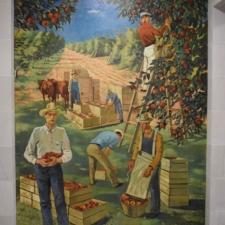 "Cikovsky ""Apples"", Dept of Interior - Washington DC"