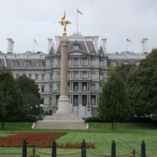 Eisenhower Executive Office Building - Washington DC
