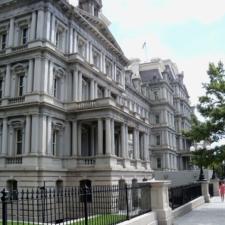 Eisenhower Executive Office Building- Washington DC