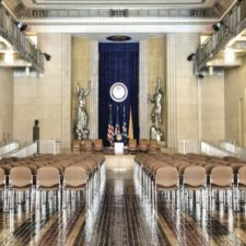 Great Hall, Dept of Justice - Washington DC