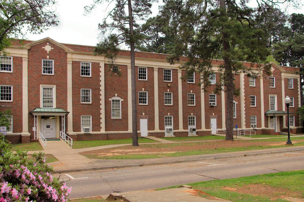 Gibbs Hall Stephen F Austin State University Nacogdoches Tx