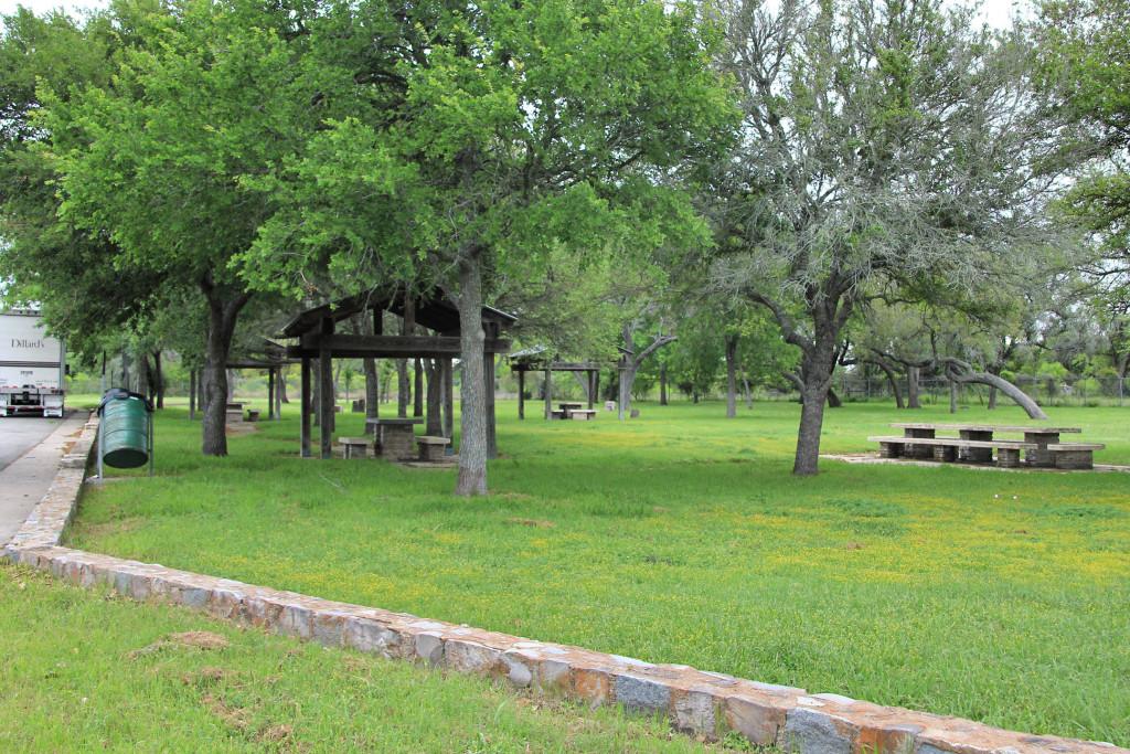 Roadside Park - La Grange TX - Living New Deal
