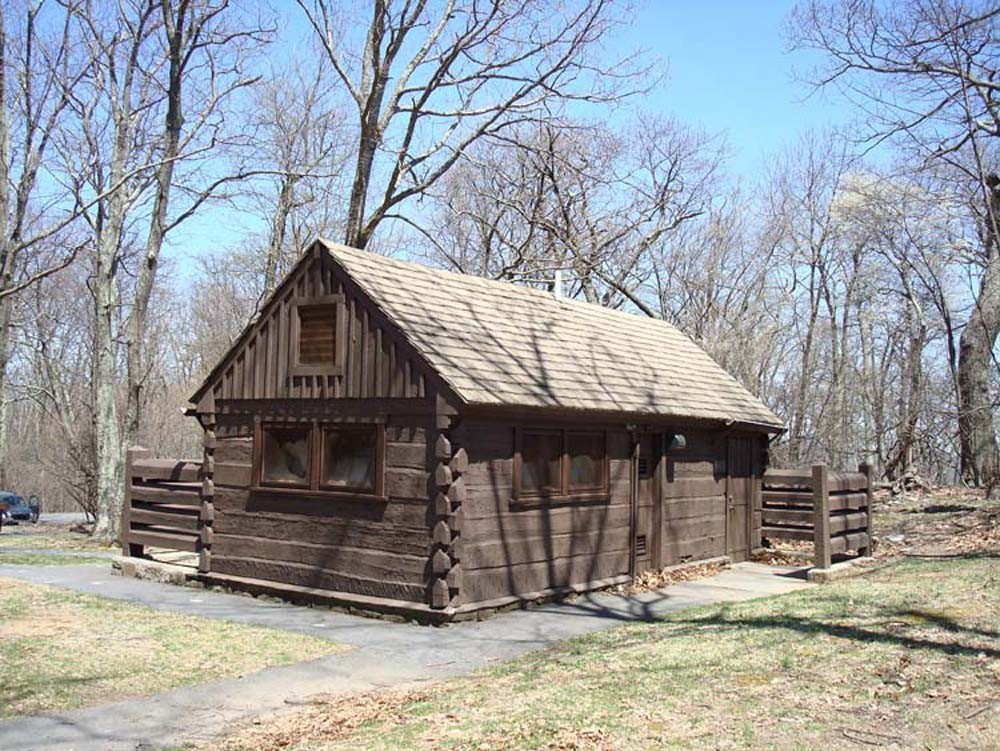 Shenandoah National Park Lewis Mountain Campground
