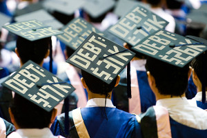 Graduation Day protest