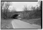 Piney branch parkway, west side of 16th street bridge - Washington DC