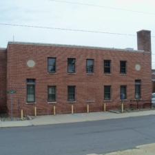 Back side,Post Office - Keyser WV