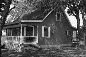 Horral House (Chester Eisenhut House)