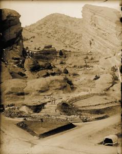 Red Rocks 1941