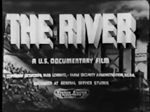 The River, 1938