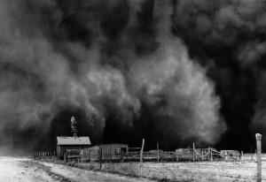 Dustbowl by Arthur Rothstein