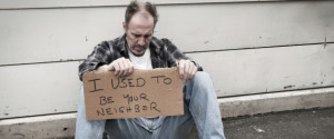 Homeless: I used to be your neighbor