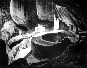Mesa Verde, Eugene Kingman